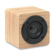 Enceinte personnalisable 3W en bois