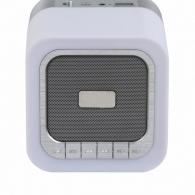 Enceinte personnalisée veilleuse compatible Bluetooth®- 4000 mAh