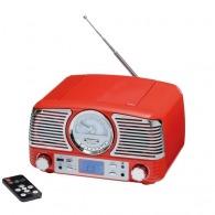Enregistreur radio-cd diner