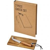 Ensemble pour fromage 2 pièces