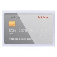 Etui 1 carte de crédit