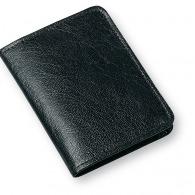 Etui personnalisable en PU pour cartes de credit
