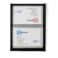 Etui porte-cartes personnalisable en cuir d'une capacité de 20 cartes