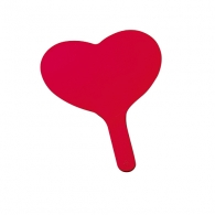 Éventail Coeur
