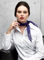 Foulard en soie femme