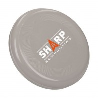 Frisbee logoté en bioplastique