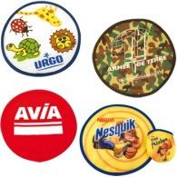 Frisbees avec personnalisation
