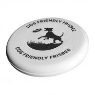 Frisbee publicitaire pour chien