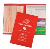 Dossier santé 2 cartes Vitale