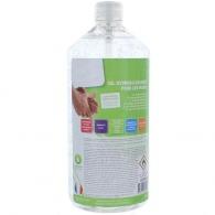 Gel hydroalcoolique 1l - recharge bouchon à vis