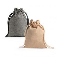 Bolsa de regalo de algodón reciclado