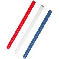 Crayon de charpentier personnalisable de couleur