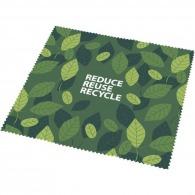 rPET recycled microfiber wipe