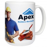 Grand mug personnalisable 40cl impression photo