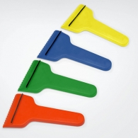 Grattoirs vitre et raclettes à glace pour pare-brises avec logo