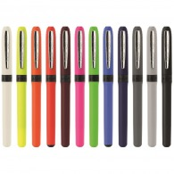 Grip roller chrome bic