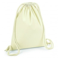 Gym bag personnalisable 200g en coton bio