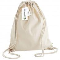 Gym bag en coton bio épais