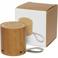 Altavoz de bambú de 3W
