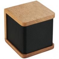 Haut-parleur personnalisé Bluetooth® en bois Seneca