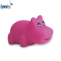 Hippopotames en plastique avec personnalisation