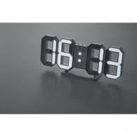 Horloge publicitaire led moderne