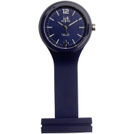 Horloge logotée lolliclock-care blue