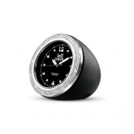 Horloge publicitaire LOLLICLOCK-ROCK CRYSTAL BLACK