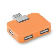 Hub personnalisable 4 ports USB