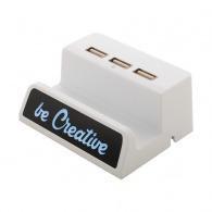 Hubs USB et multiprises USB avec personnalisation