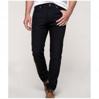 Jean personnalisable noir basique