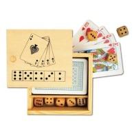 Jeux de cartes publicitaire