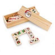 Décorations et objets de Noël avec marquage