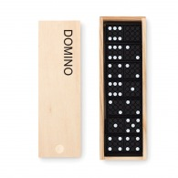 Domino game in a box