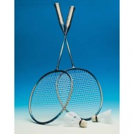 Jeux de badminton customisé