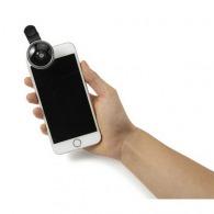 Kit de 2 lentilles amovibles pour smartphone