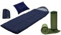 Sacs de couchage avec marquage