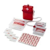 Kit de premiers secours logoté