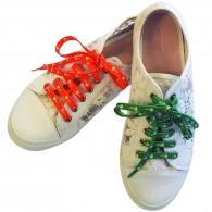Lacets de chaussures personnalisables