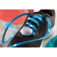 Lacets de chaussures avec marquage