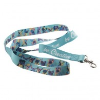 Basic four-colour leash