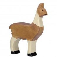 Lama en bois