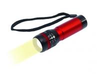 Lampe de poche publicitaire à LED Zoom