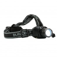 Lampe frontale publicitaire duracell 2w
