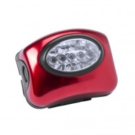 Lampe frontale personnalisable lokys