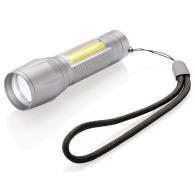 Lampe torche personnalisable led 3w cob