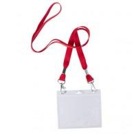 Porte-badge avec personnalisation