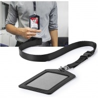 Lanyard porte-badge personnalisables