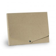 Le porte documents carton recyclé