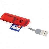 Lecteur de cartes publicitaire USB Dira